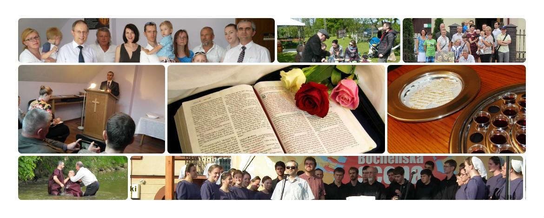 Zbór baptystów w Bochni od 2008 r.